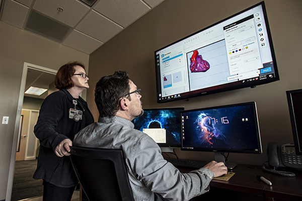 Radiology Associates of Florida 3d Printing